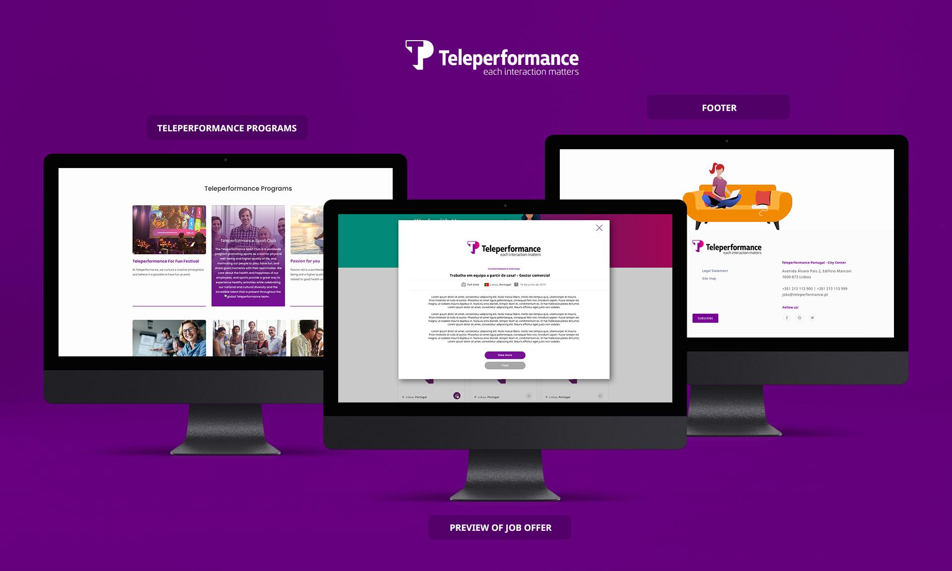 Teleperformance Projecto